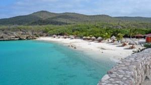 Curacao beach near Westpunt
