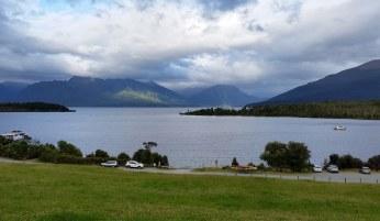 Te Anau Downs harbour