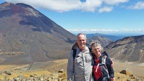 Tongariro Alpine Crossing - Mt Ngauruhoe