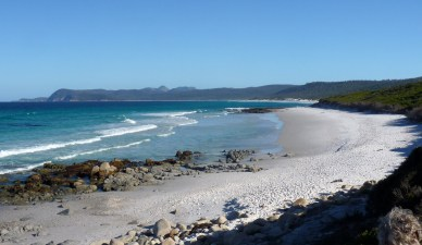 Freycinet Tasmania coastal view