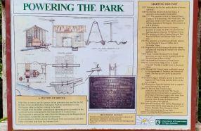 Taranaki's Egmont National Park - Dawson Falls power station