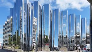 Govett-Brewster Art Gallery in Taranaki New Plymouth NZ