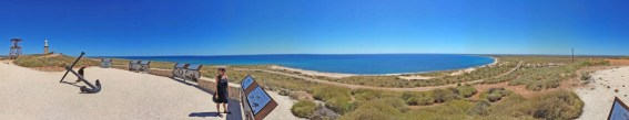 Vlaming Head Lighthouse Ningaloo Coast 360