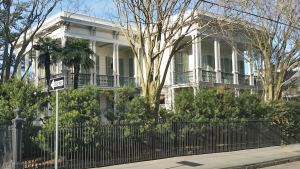 Beautiful Garden District home in New Orleans