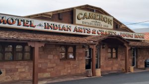 Cameron Trading Post, near Flagstaff Arizona