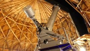 Flagstaff Arizona Attractions - Clark Telescope at Lowell Observatory