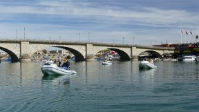 Arizona's Playground - Lake Havasu - Rubba Duck Safari & London Bridge