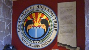 Haulapai Tribe Great Seal