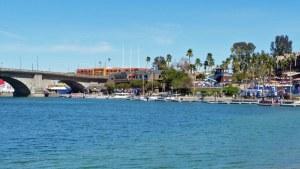 Lake Havasu City marina