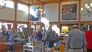 Clarkdale Station gift shop
