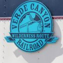 Train emblem for Verde Canyon Railroad