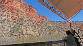 Scenery and Sights from Verde Canyon Railroad