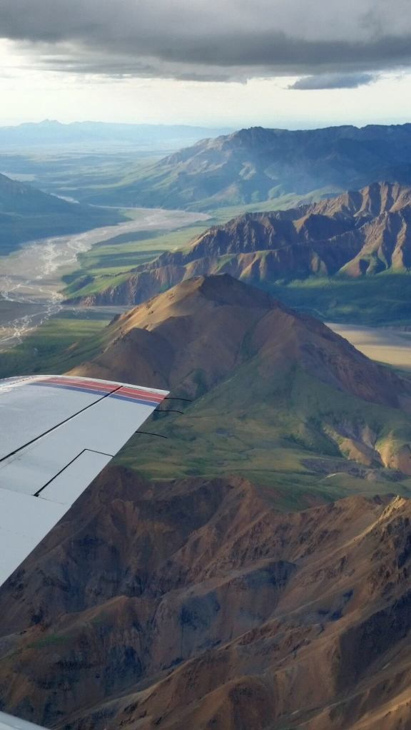 Best way to see Denali National Park - flightsee