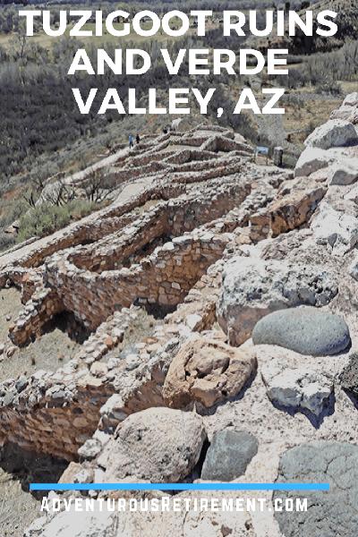 Pueblo ruins from the Sinagua culture