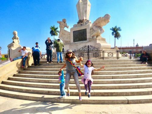 Main square of Trujillo
