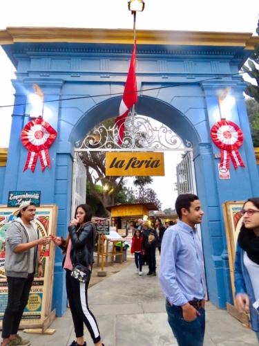 La Feria de Barranco