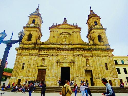 Cathedral of Bogota - Colombia