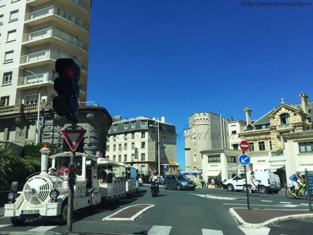 Le Petit-train de Biarritz