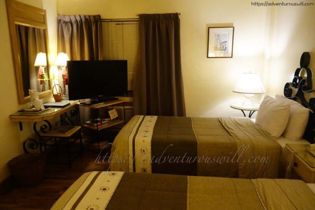 Roxas President's Inn (De Luxe Twin Room)