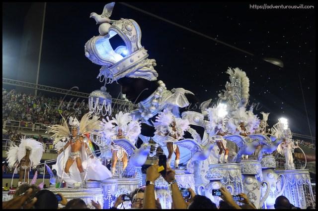 world famous Rio Carnival