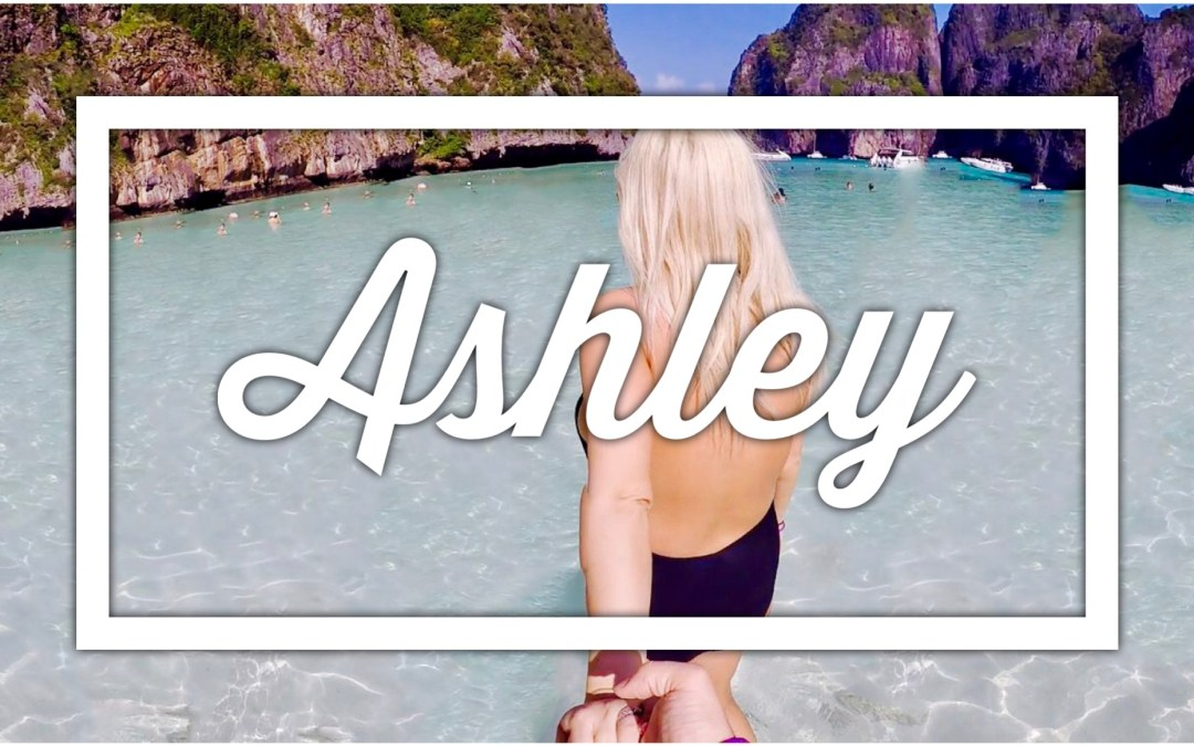 Dare to live the life you've always dreamed of! Ashley Bustillos