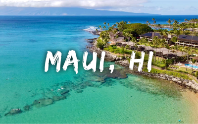 Maui Is Open For Travel; 2021