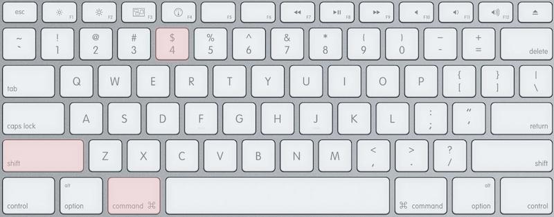 Taking-screenshots-on-mac-selection