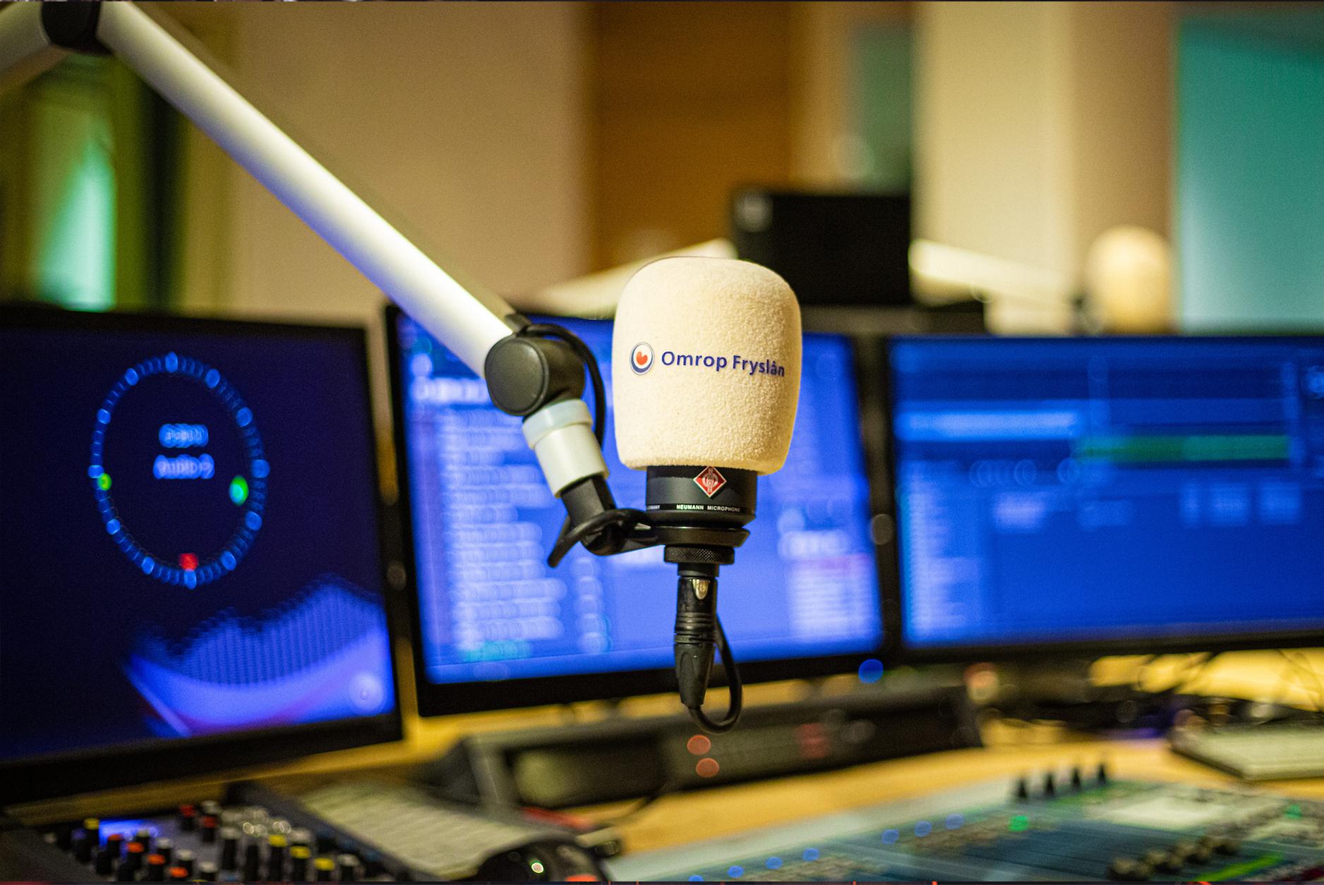 vanaf 31 mei komt Omrop Fryslân met een nieuwe radioprogrammering