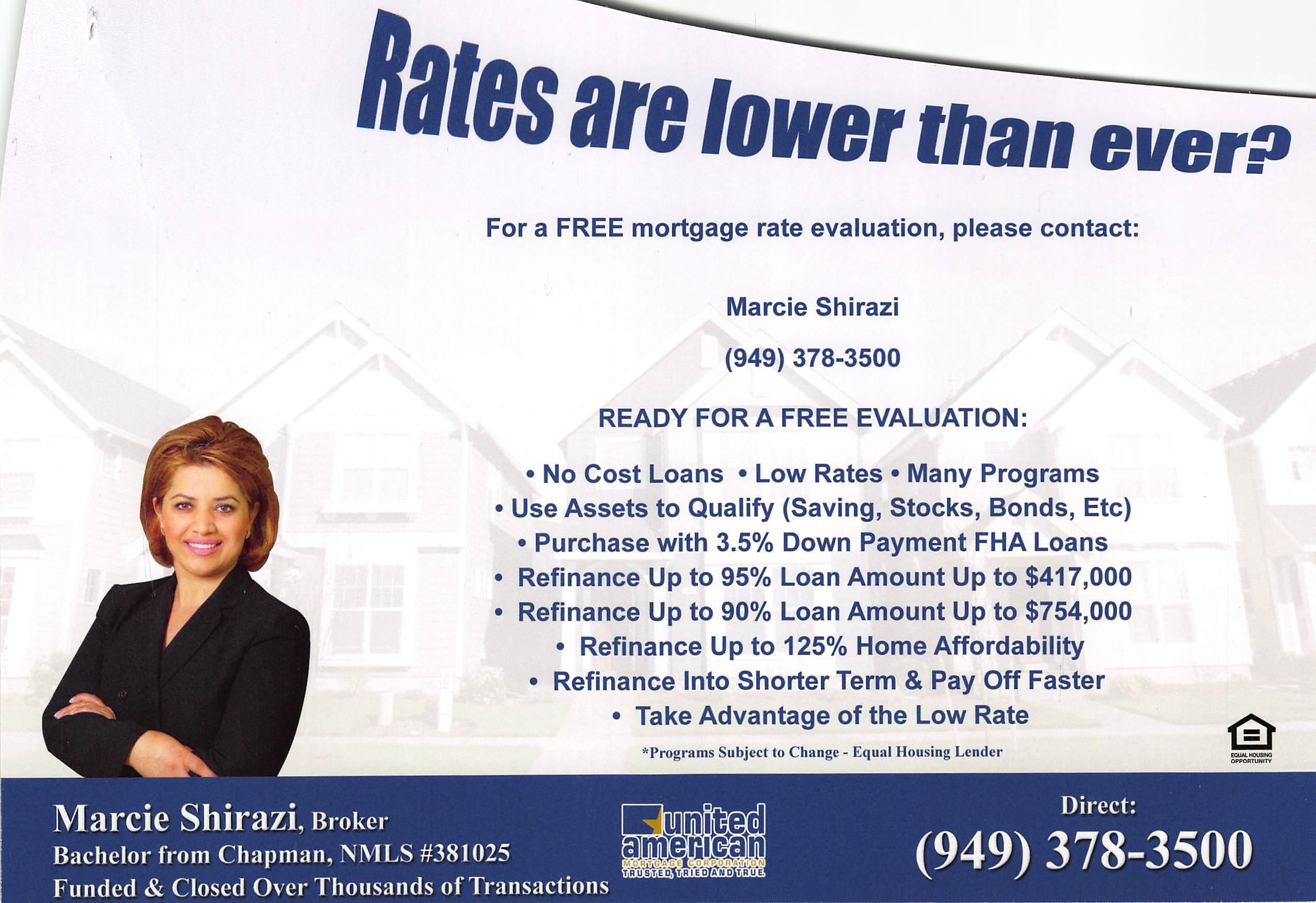 Mortgage Lender Mortgage Lender Ads