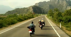 "Taiwan's TC Bank television commercial ""Dream Rangers"": A group of elderly friends tour around the island of Taiwan."