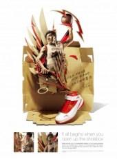 Anta Sportswear - Li Xiaoxu