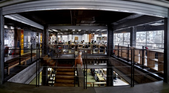Wieden + Kennedy (Shanghai) Office