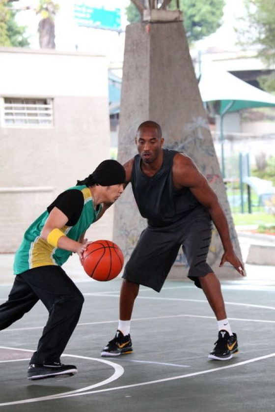 Sprite China - Kobe Bryant and Jay Chou 4