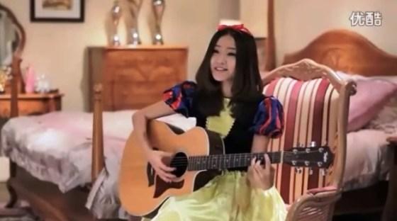 7UP Hu Ge Viral - The Princess Of Men