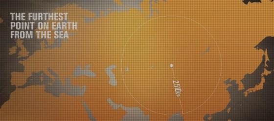 Eurasian Pole Of Inaccessibility