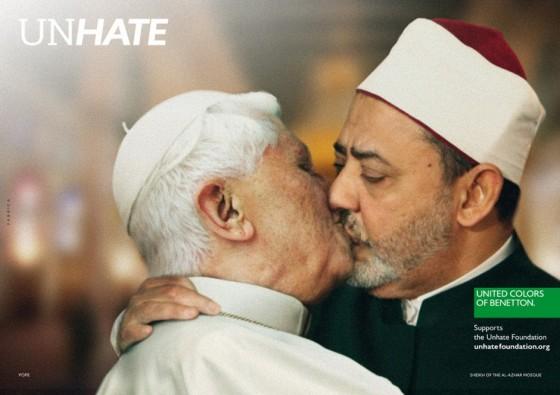 Unhate - (Vatican and Al-azhar)