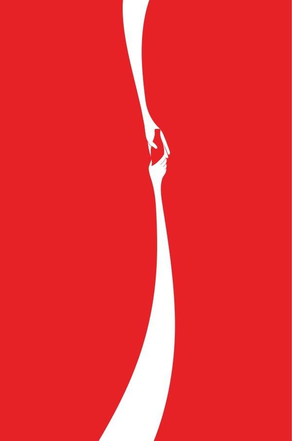 Coca-Cola Hands