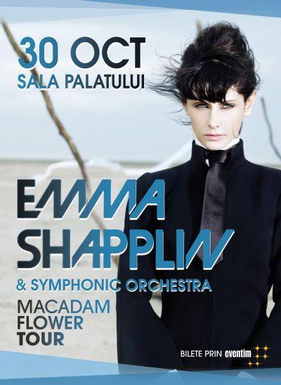 EmmaShapplin_Afis_Concert