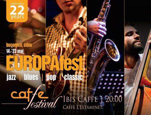 EUROPAfest - Caffe Festival Ibis