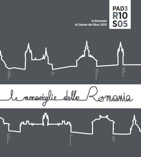 România la Salonul Internaţional de Carte de la Torino, ediția 2015