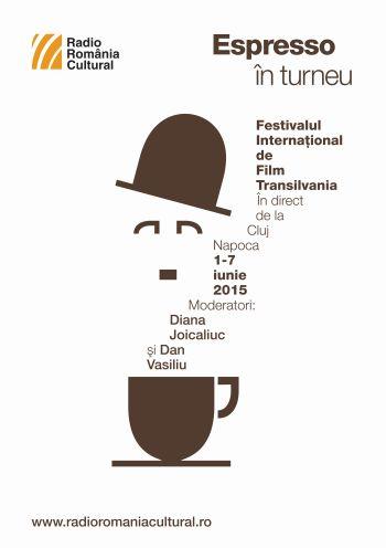 Vedetele TIFF consumă Espresso, matinalul postului Radio România Cultural
