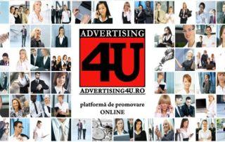 Advertising4U.ro Platforma de Promovare ONLINE