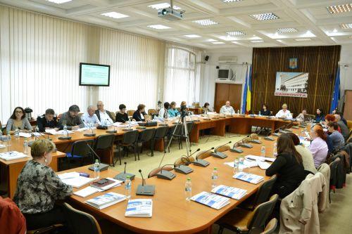 Prezentarea Planului de Dezvoltare Regională Sud Muntenia şi a Strategiei de Specializare Inteligentă pentru 2014 – 2020, la Târgovişte