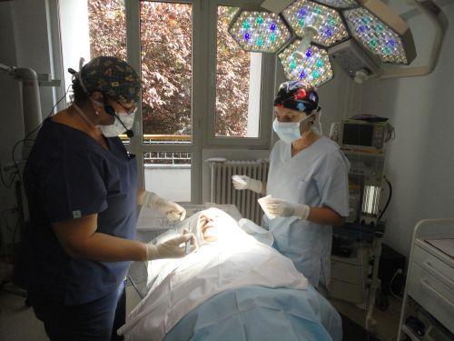 sala operatie Dr Leventer