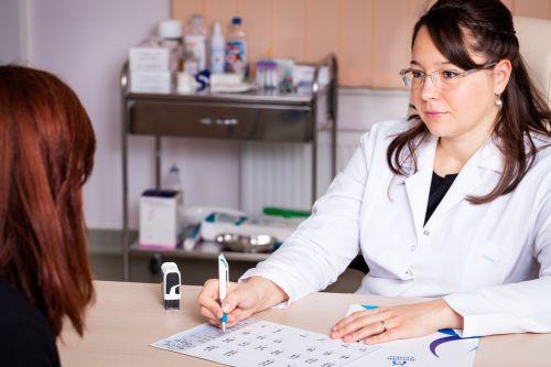 Dr Cristina Ailenei, Genetic Center