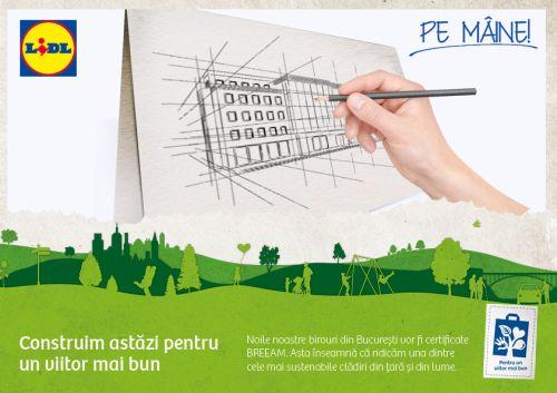 Campanie Lidl & MullenLowe - Pe maine