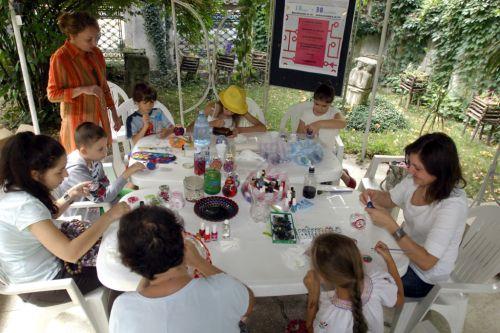 Atelierele de creație pentru toate vârstele continuă și vara asta la ICR