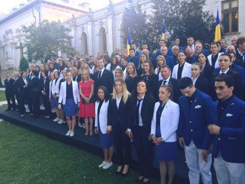 ECCO susţine delegaţia României la Jocurile Olimpice de la Rio de Janeiro 2016