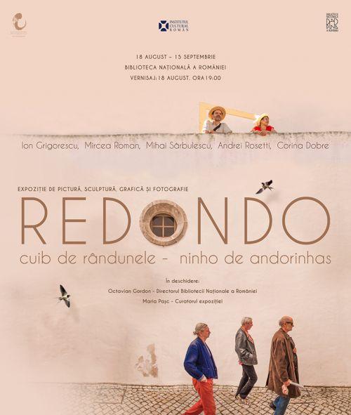 """""""Redondo, cuib de rândunele"""". Un nou proiect Contemporanii, la Biblioteca Națională a României"""
