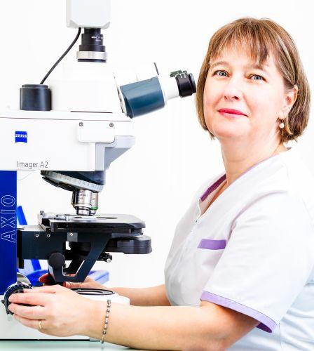 Dr. Mariela Militaru Genetic Center